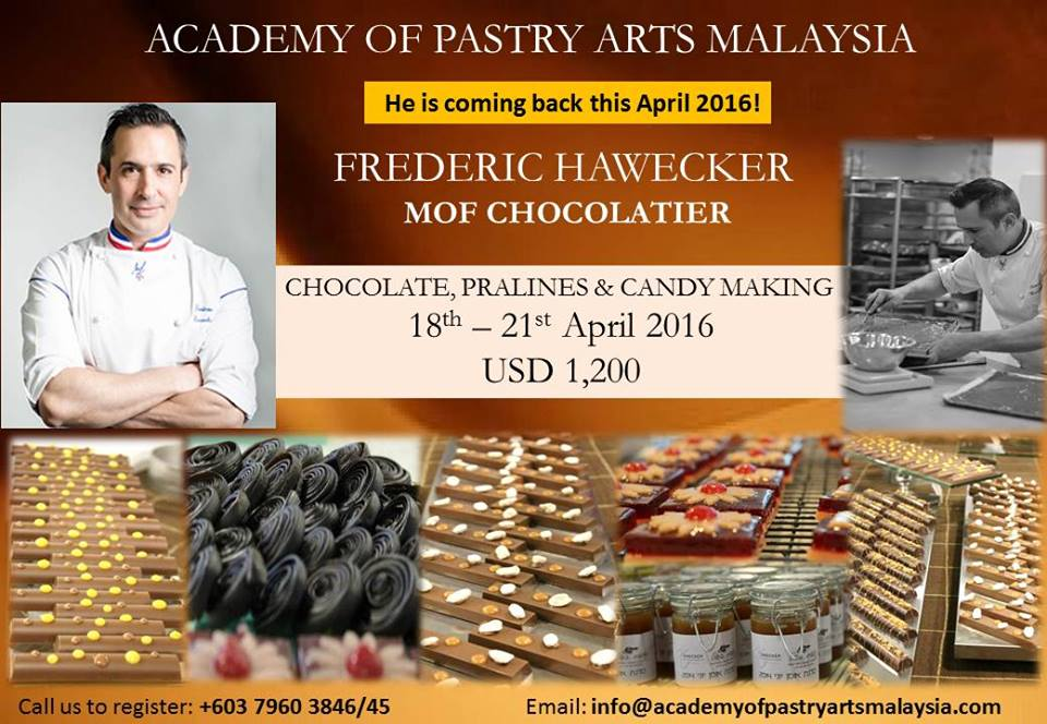 Academy-Pastry-Arts-Malaysia-Chocolate-Pralines-Candy-Making-MOF-Chef-Fredereic-Hawecker